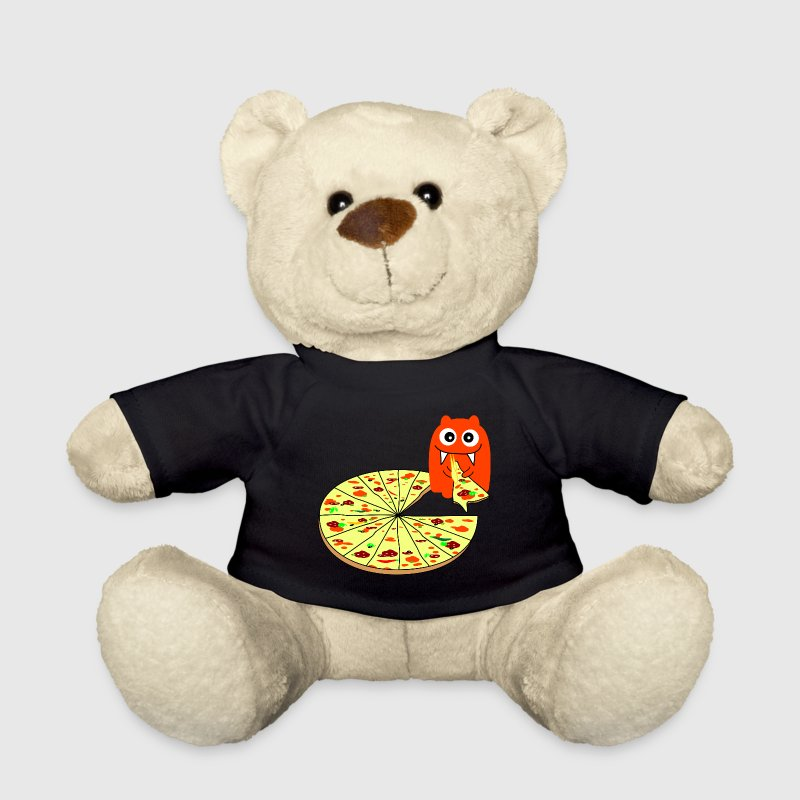 Monster Pizza Teddy Bear Toys - Teddy Bear