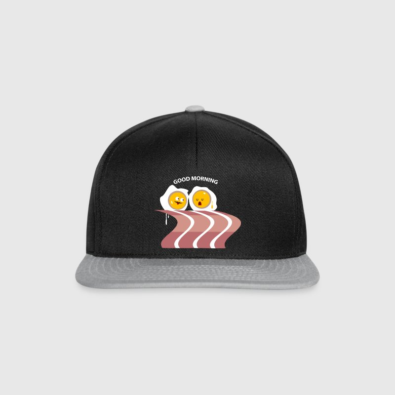good morning Gorras y gorros - Gorra Snapback