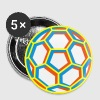 Handball Badges - Badge moyen 32 mm