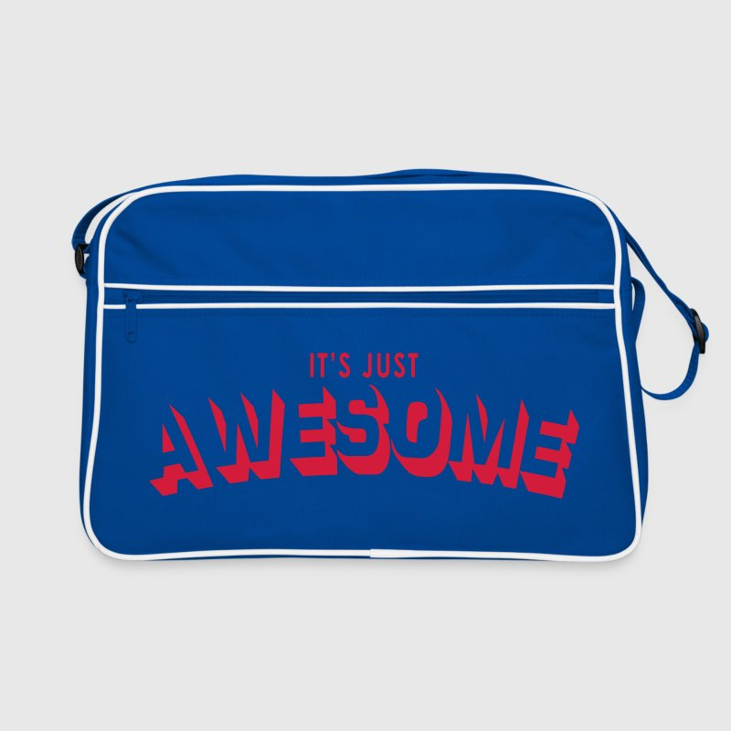 just awesome Bags & Backpacks - Retro Bag