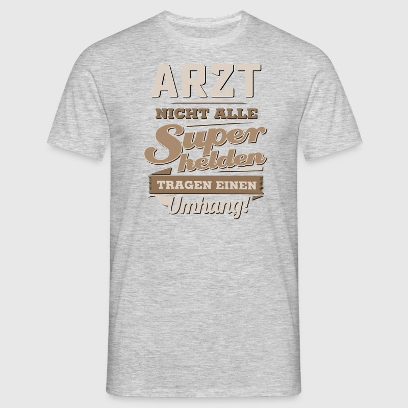 superhelden in sepia arzt rahmenlos beruf job arbeit lustig t shirt spreadshirt. Black Bedroom Furniture Sets. Home Design Ideas