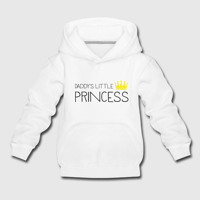 Daddy's little Princess Hoodies - Kids' Premium Hoodie