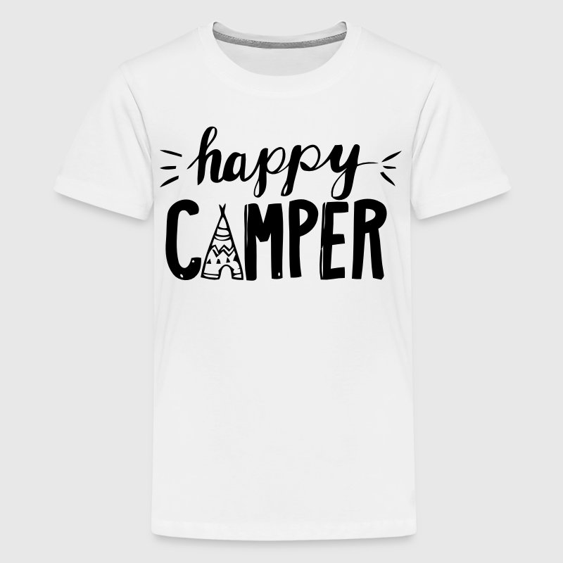 Camper Shirts - Teenage Premium T-Shirt