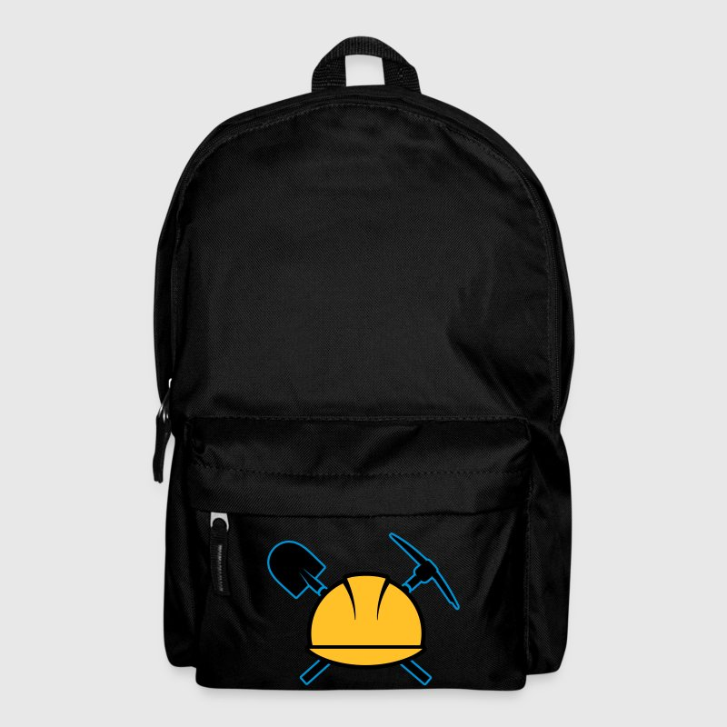 construction worker Bags & Backpacks - Backpack