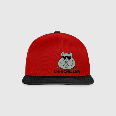 chinchiller Bags & Backpacks - Snapback Cap