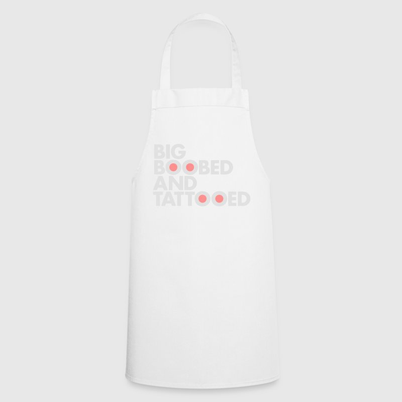 BIG TITS AND TATOWIERT  Aprons - Cooking Apron
