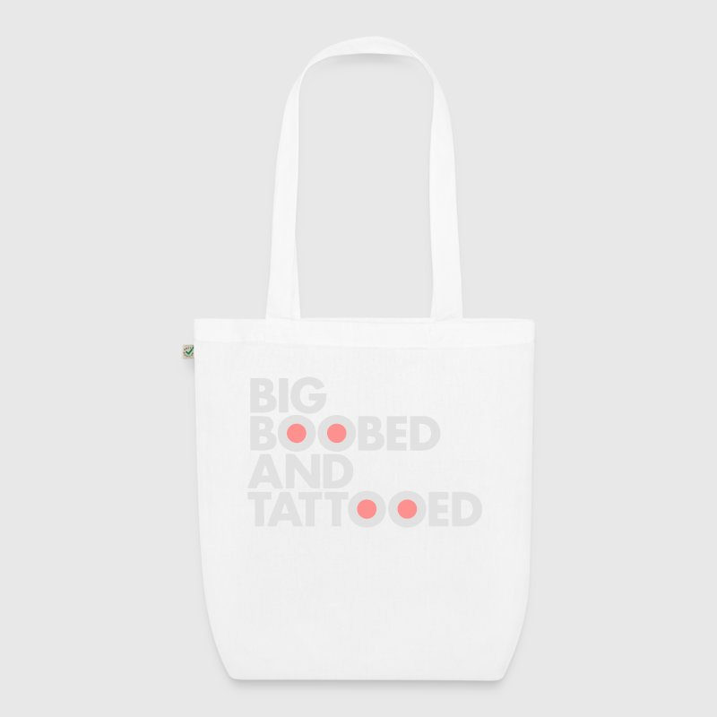 BIG TITS AND TATOWIERT Bags & Backpacks - EarthPositive Tote Bag