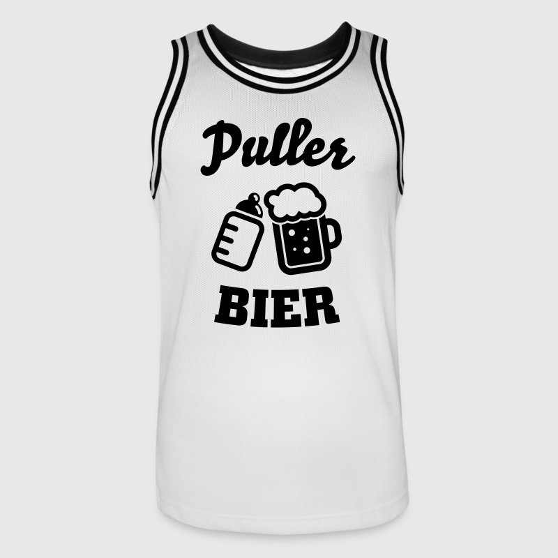 Puller beer Sports wear - Men's Basketball Jersey