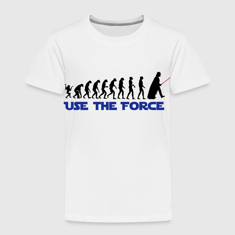 STAR WARS - use the force !!! - T-shirt Premium Enfant