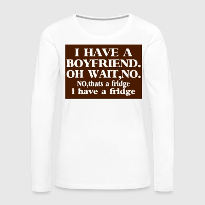 Friend Long Sleeve Shirts - Women's Premium Longsleeve Shirt