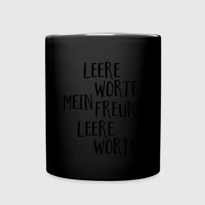 suchbegriff 39 leere 39 tassen zubeh r online bestellen spreadshirt. Black Bedroom Furniture Sets. Home Design Ideas