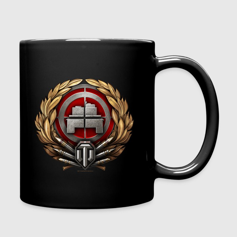 World of Tanks Tankist Snyper Medal mug - Full Colour Mug
