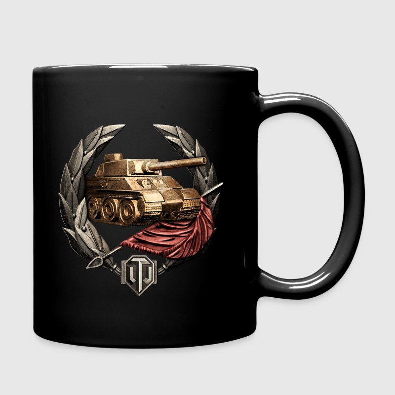 World of Tanks Invader Medal mug - Full Colour Mug