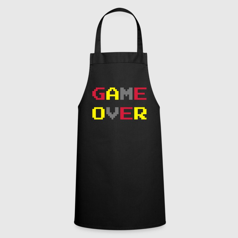 Game Over / Geek / Gaming / Gamer / Gamer / Player  Aprons - Cooking Apron