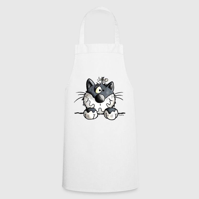 Black Cat  Aprons - Cooking Apron