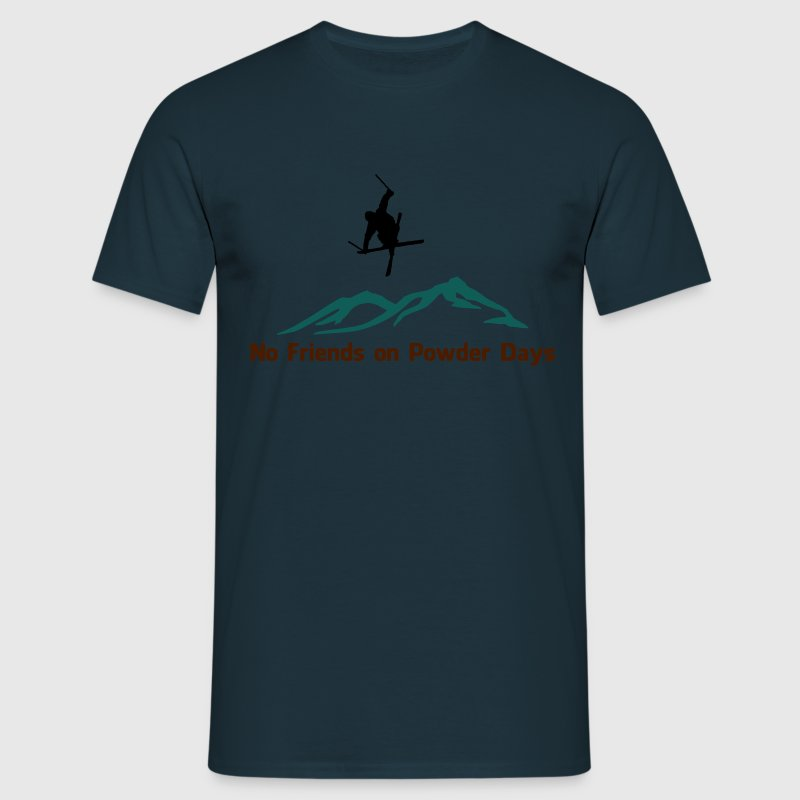 Freerider - Men's T-Shirt