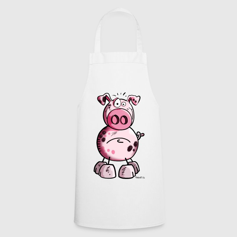 Funny Pig  Aprons - Cooking Apron