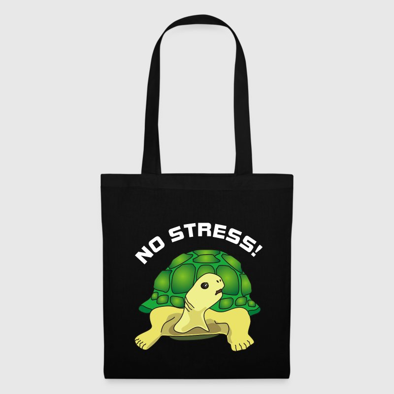 no stress Sacs et sacs à dos - Tote Bag