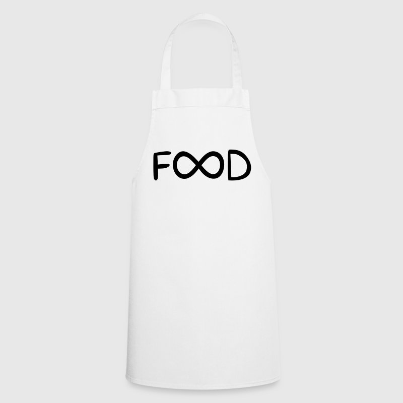 ENDLESS FOOD  Aprons - Cooking Apron