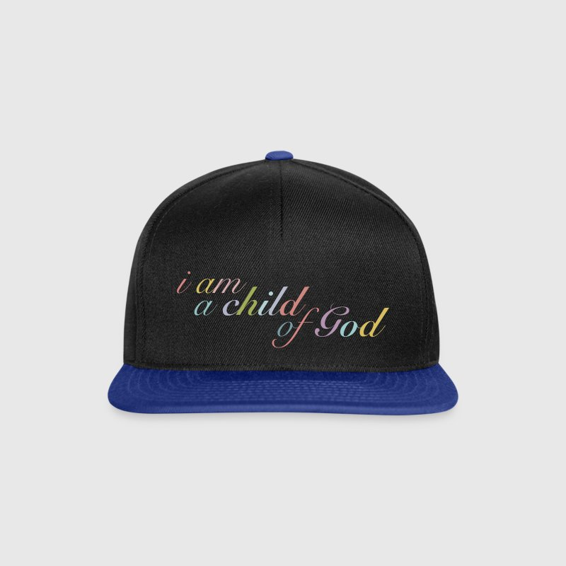 A child of God Caps & Mützen - Snapback Cap