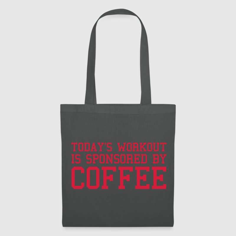 Today's Workout Gym Quote Bags & Backpacks - Tote Bag