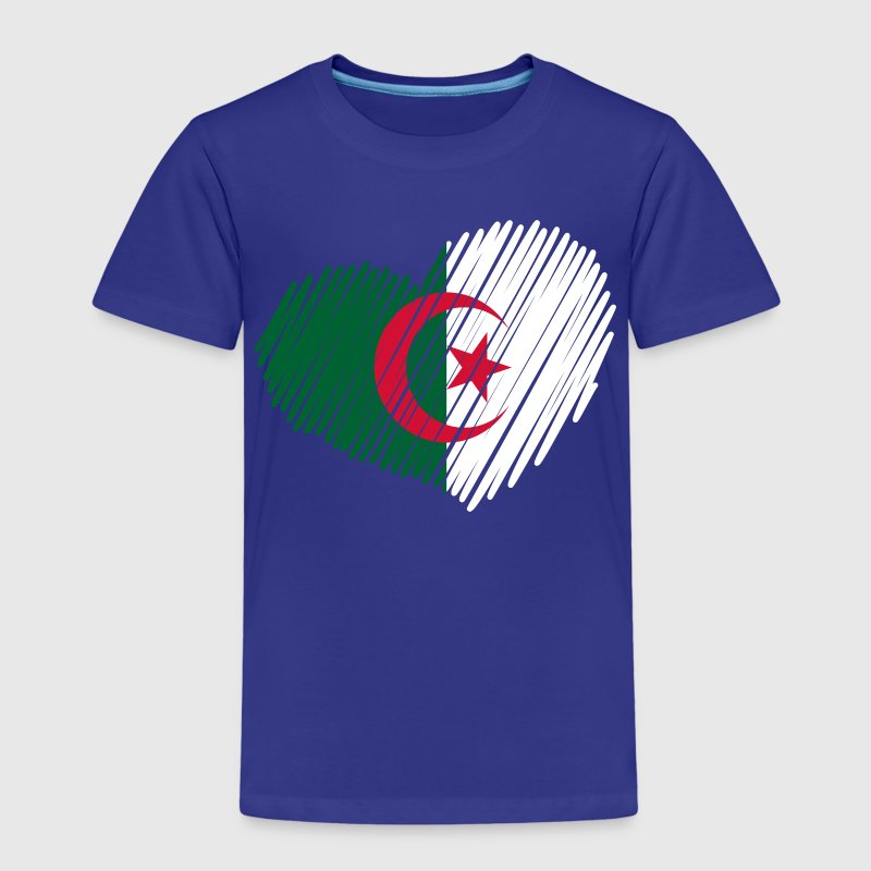 tee shirt heart brushe algerie spreadshirt. Black Bedroom Furniture Sets. Home Design Ideas