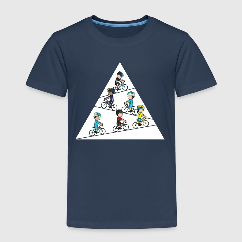 Mini-Team-Climbers Shirts - Kids' Premium T-Shirt