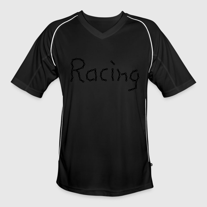 Motorad Bike Racing Supermoto Cross Race T-Shirts - Männer Fußball-Trikot