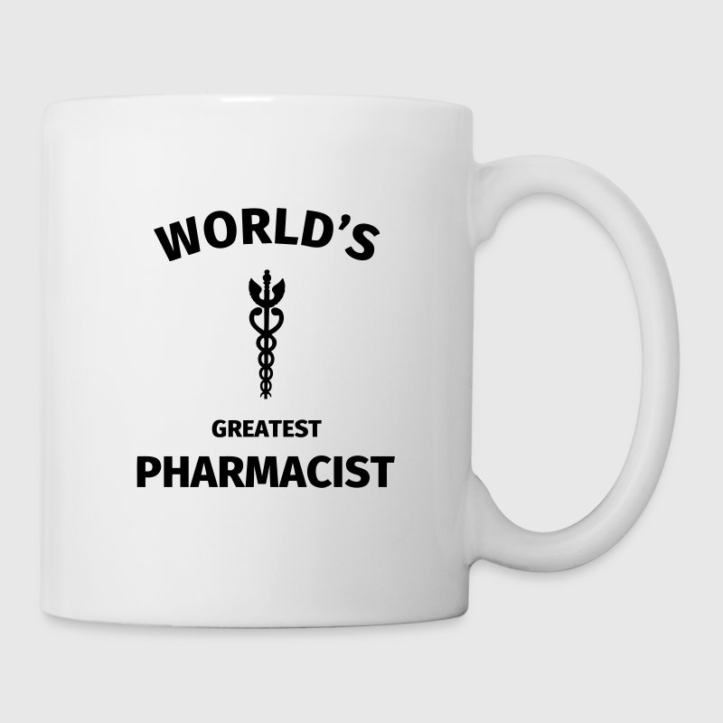World's Greatest Pharmacist Krus & tilbehør - Kop/krus