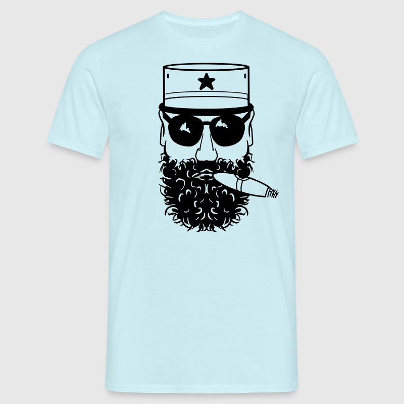 Guerilla Beard T-Shirts - Men's T-Shirt