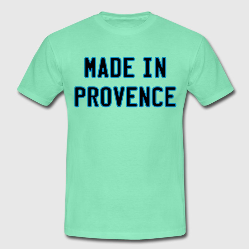 made in provence Tee shirts - T-shirt Homme