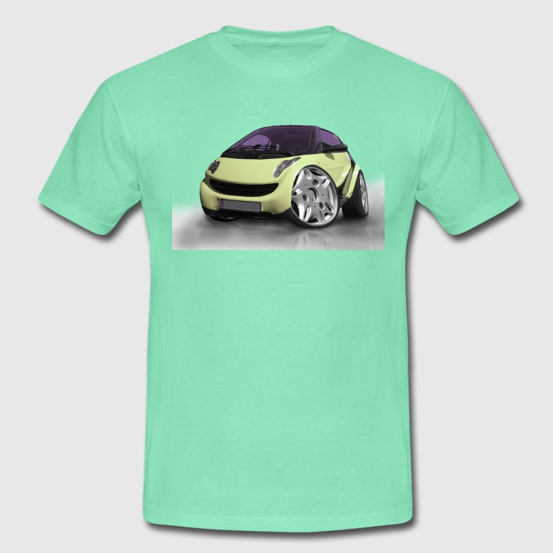Smart For two Auto Tuning - Männer T-Shirt