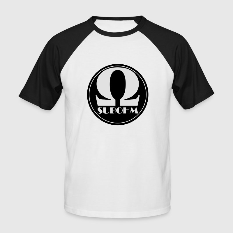 Vape T-shirts Icon Subohm T-Shirts - Men's Baseball T-Shirt