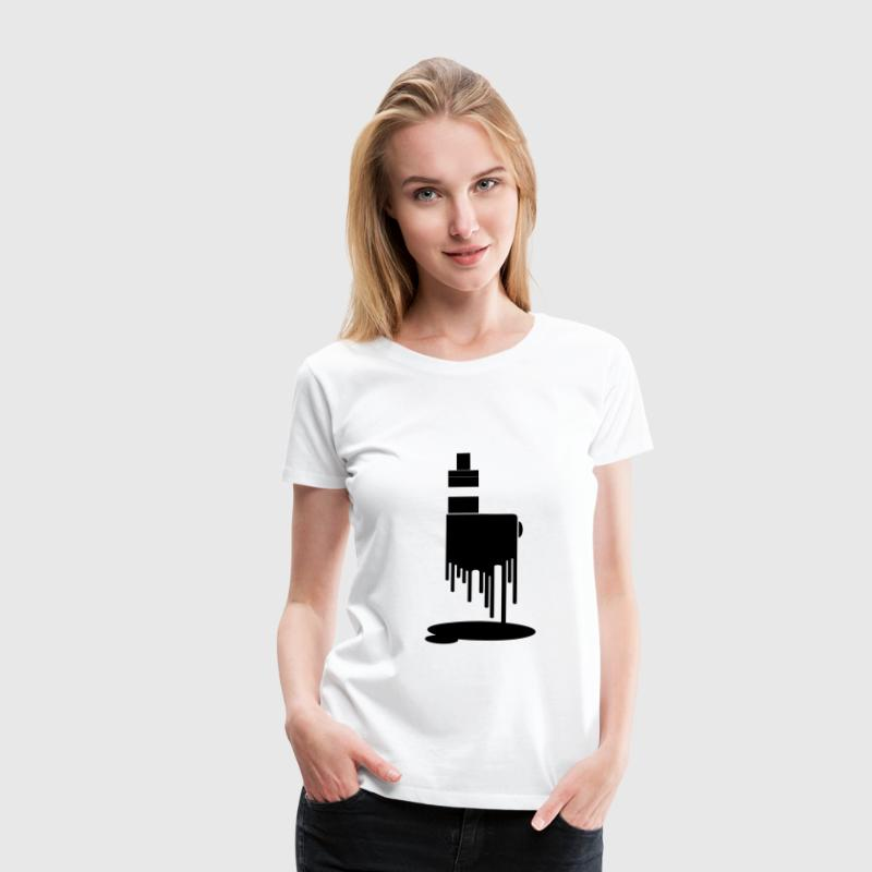 Vape T-shirt save the mod T-Shirts - Women's Premium T-Shirt