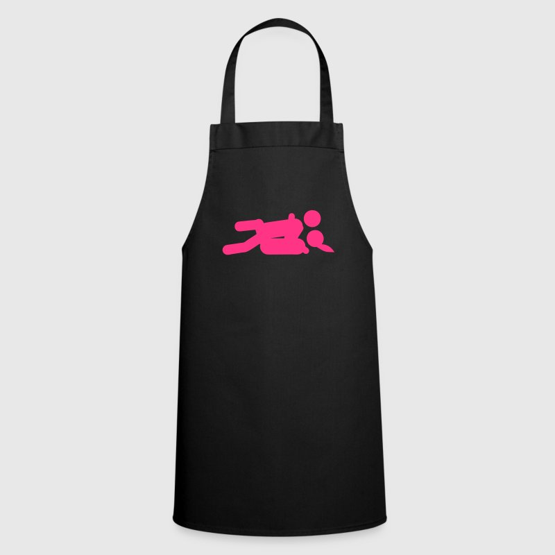 Position sex missionary icon couple 202  Aprons - Cooking Apron