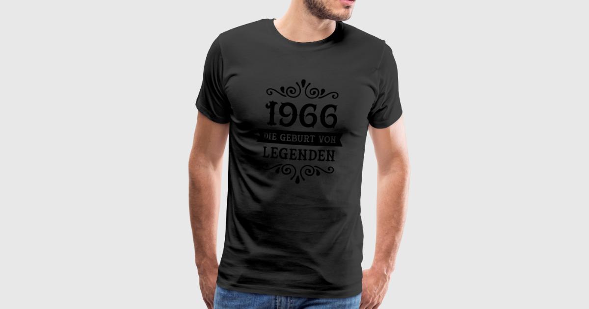1966 die geburt von legenden t shirt spreadshirt. Black Bedroom Furniture Sets. Home Design Ideas