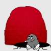 funny mole Caps & Hats - Winter Hat
