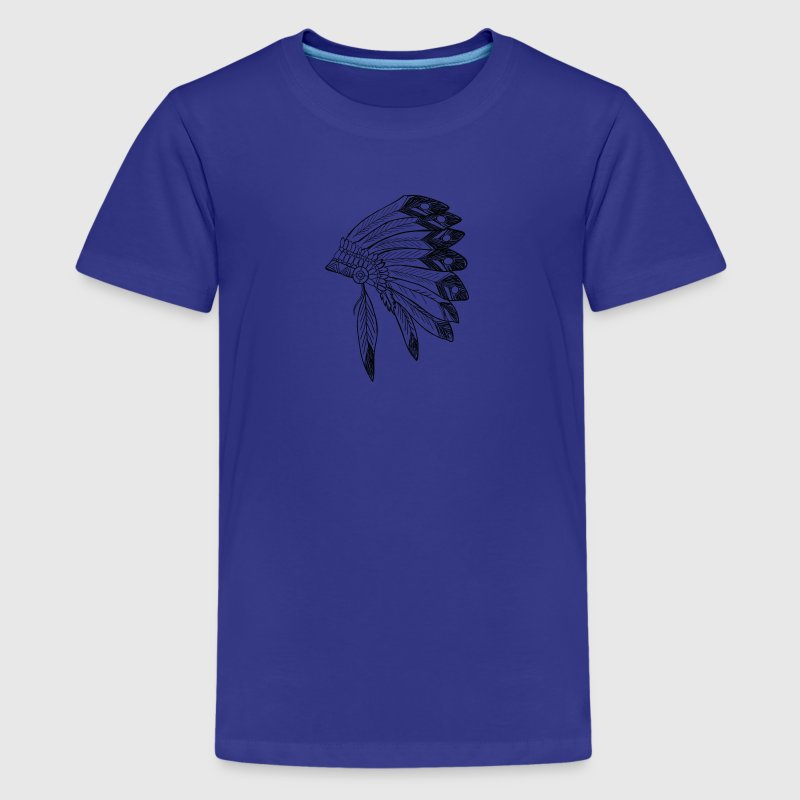 Apache  T-Shirts - Teenager Premium T-Shirt