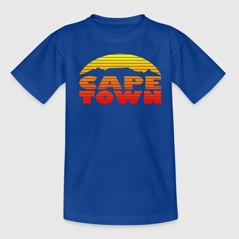 Cape Town for Kids - Kinder T-Shirt