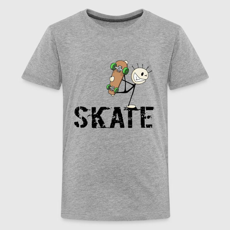 skate! Shirts - Teenager Premium T-shirt