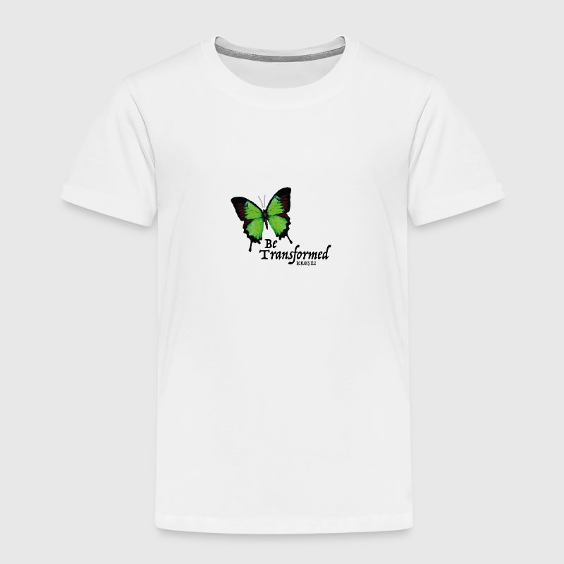 Be Transformed Cristian T-Shirts - Kinder Premium T-Shirt