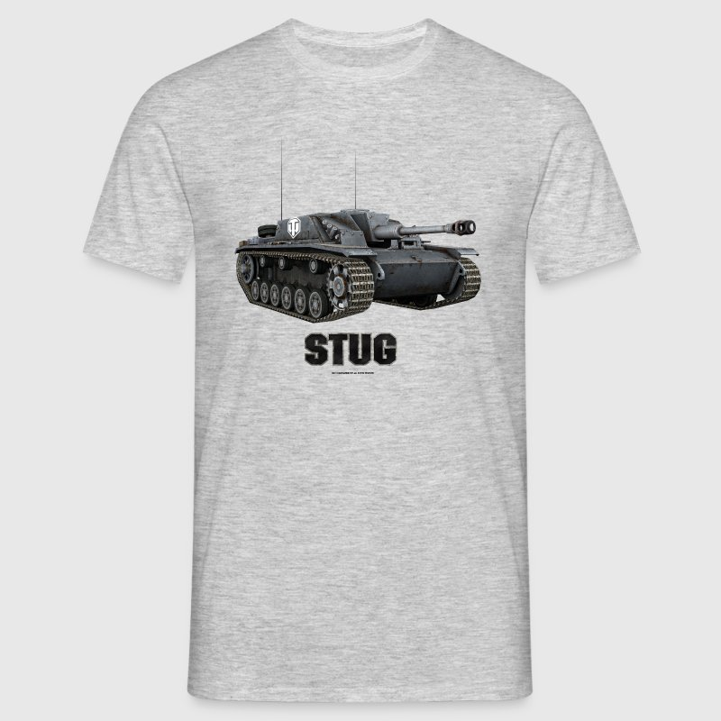 World of Tanks Stug Men T-Shirt - Men's T-Shirt