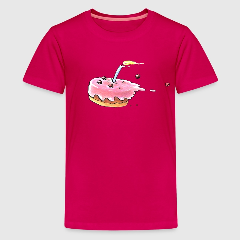 fliegendeTorte T-Shirts - Teenager Premium T-Shirt