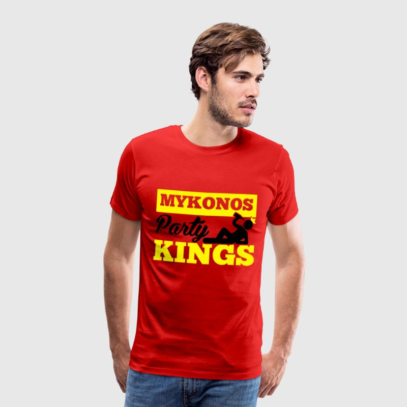 MYKONOS PARTY KINGS Tee shirts - T-shirt Premium Homme