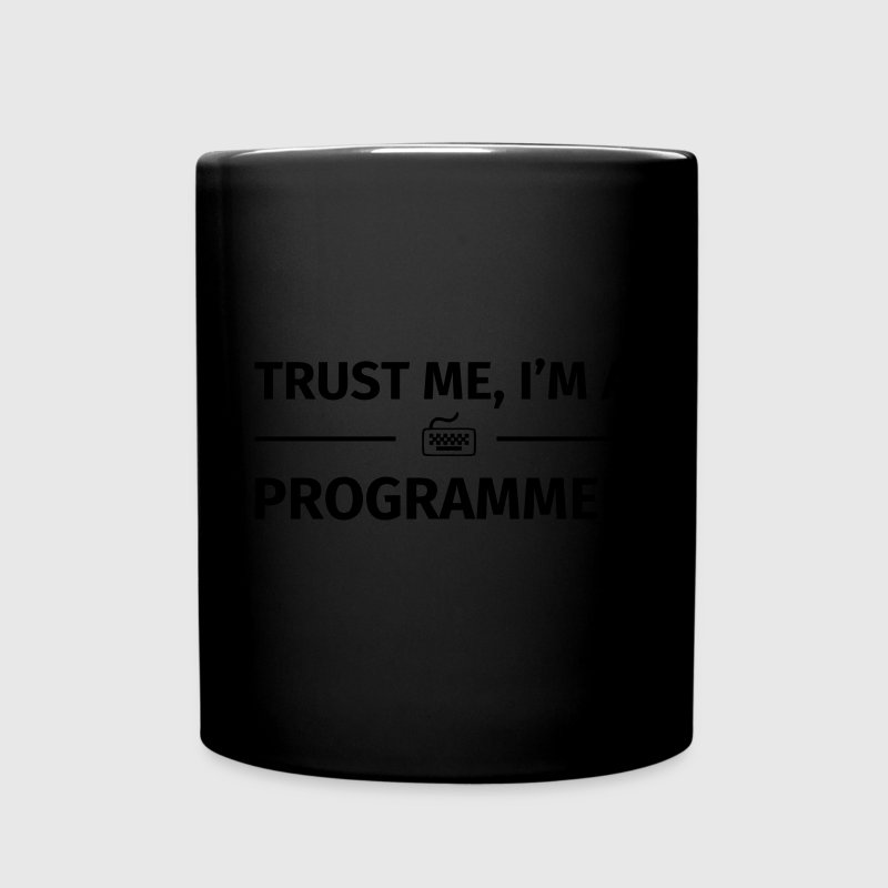 Trust me I'm an Programmer Mugs & Drinkware - Full Colour Mug
