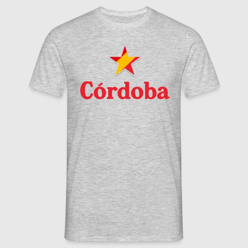 Cordoba T-Shirts - Men's T-Shirt
