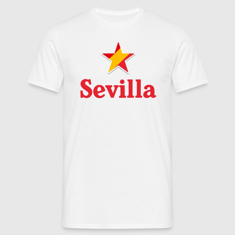 Sevilla T-Shirts - Men's T-Shirt