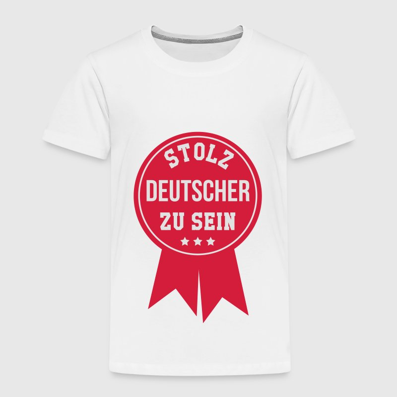 Deutscher Deutsche Deutsch Patriot Deutschland T-Shirts - Kinder Premium T-Shirt