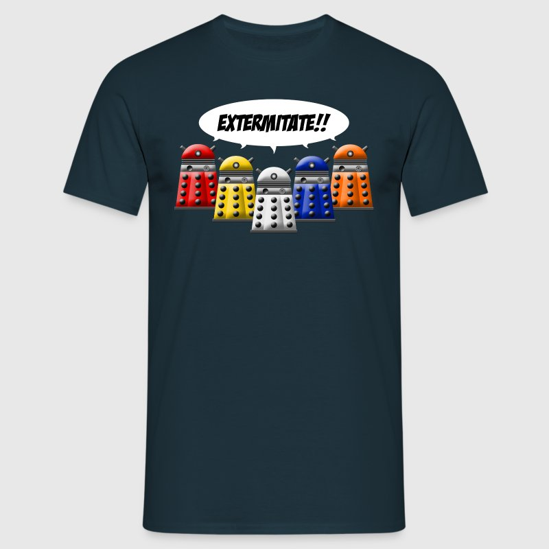 dalek's t shirt - Men's T-Shirt