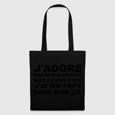 sacs et sacs dos grandsparents commander en ligne spreadshirt. Black Bedroom Furniture Sets. Home Design Ideas